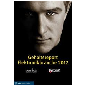 Gehaltsreport Elektronik 2012