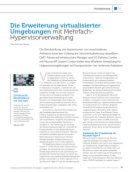 Die Erweiterung virtualisierter Umgebungen