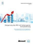Steigerung des ROI mit heterogener Virtualisierung