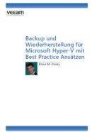 Backup und Wiederherstellung für Microsoft Hyper-V
