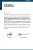 Paketverarbeitung mit Plattformen der Intel Architektur