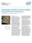 Entwicklung einer Wireless Communications Cloud
