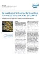 Entwicklung einer Kommunikations-Cloud für Funknetze