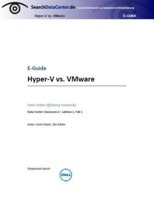Hyper-V vs. VMware
