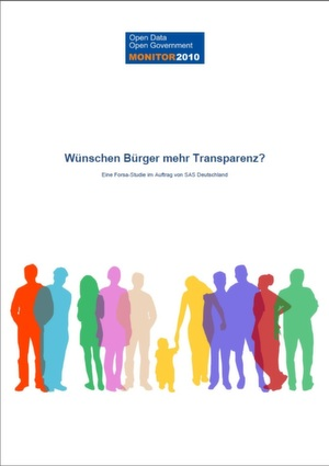 Forsa-Studie: Wünschen Bürger mehr Transparenz?