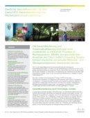 Kapazitätsplanung und Rechenzentrumsaktualisierung