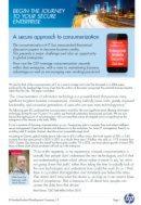 Ein sicherer Ansatz für Consumerization