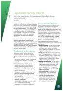 Sicherheit und Risikomanagement im Unternehmen