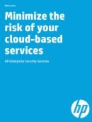 Minimize the risk of your cloud-based services