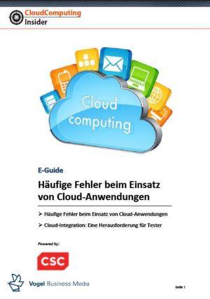 Häufige Fehler beim Einsatz von Cloud-Anwendungen