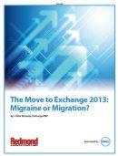 Die Umstellung auf Exchange 2013
