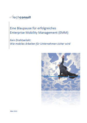 Kein Drahtseilakt: Wie mobiles Arbeiten für Unternehmen sicher wird