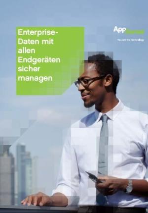 So managen Sie Unternehmensdaten mit allen Endgeräten sicher & effizient
