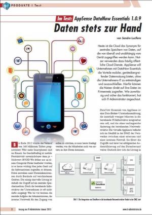 Im Test: Virtuelle Appliance verspricht geräteübergreifenden Datenzugriff bei voller Kontrolle