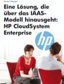 Eine Lösung, die über das IAAS-Modell hinausgeht