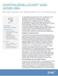 Krankenhaus realisiert virtuelle Storage-Umgebung