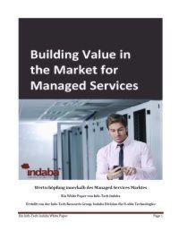 Wertschöpfung innerhalb des Managed Services Marktes
