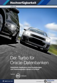 Der Turbo für Oracle-Datenbanken