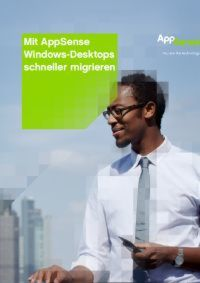 Window-Desktops schneller migrieren