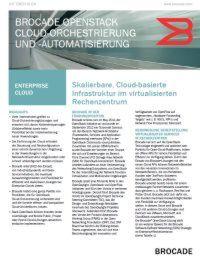Cloud-Orchestrierung und -Automatisierung