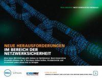 Neue Herausforderungen im Bereich der Netzwerksicherheit