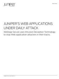 Webanwendungen werden täglich angegriffen