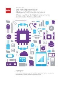 5 Imperative der Hightech-Unternehmen