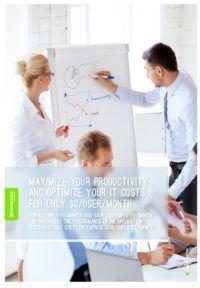 Maximieren Sie Ihre Produktivität und senken Sie Ihre TCO