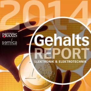Gehaltsreport Elektronik & Elektrotechnik 2014