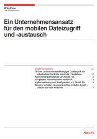 Mobiler Dateizugriff und –austausch