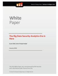 Im Zeitalter der Big-Data-Sicherheitsanalytik