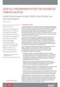 Transformationen in der Informationssicherheit