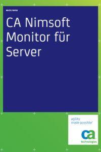 Serviceorientierte Serverüberwachung