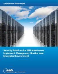 Sicherheitslösungen für Mainframes