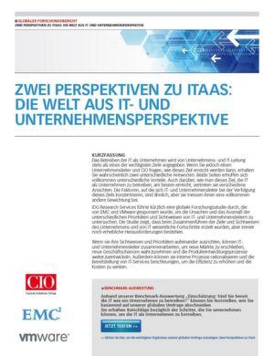 Die Welt auf IT- und Unternehmensperspektive