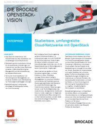 Skalierbare, umfangreiche Cloud-Netzwerke