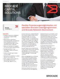 Flexible Finanzierungsmöglichkeiten mit Leasingprogrammen