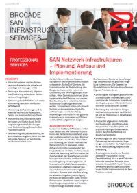 SAN Netzwerk-Infrastrukturen