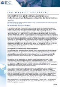 Die Basis für Automatisierung im Rechenzentrum-Netzwerk