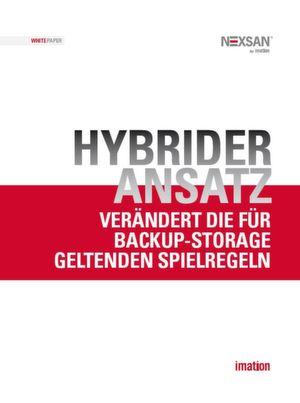 Verändert die für Backup-Storage geltenden Spielregeln