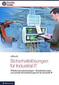 Sicherheitslösungen für Industrial IT