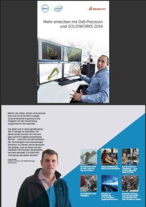 Mehr erreichen mit Dell Precision und SOLIDWORKS 2014