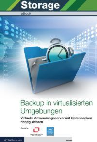 Backup in virtualisierten Umgebungen