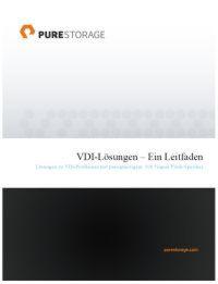 Lösungen zu VDI-Problemen