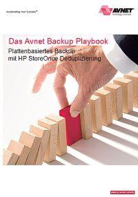 Plattenbasiertes Backup mit HP StoreOnce Deduplizierung