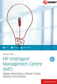 HP Intelligent Management Center (IMC)