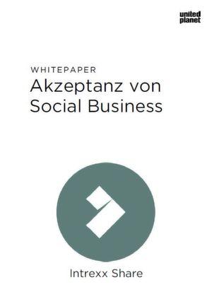 Akzeptanz von Social Business