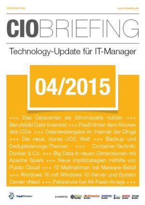CIO Briefing 04/2015