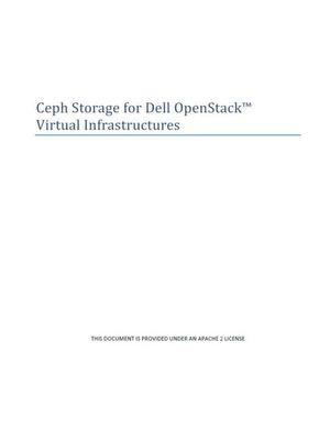 Dell OpenStack™ virtuelle Infrastrukturen