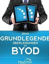 10 grundlegende Überlegungen zu BYOD